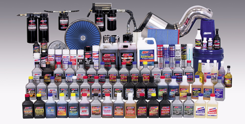 AMSOIL developed the first synthetic motor oil to meet API service requirements.